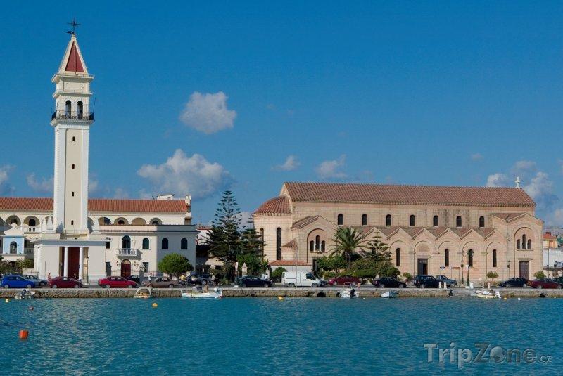 Fotka, Foto Kostel Agios Dionysos - Zakynthos (Zakynthos, Řecko)