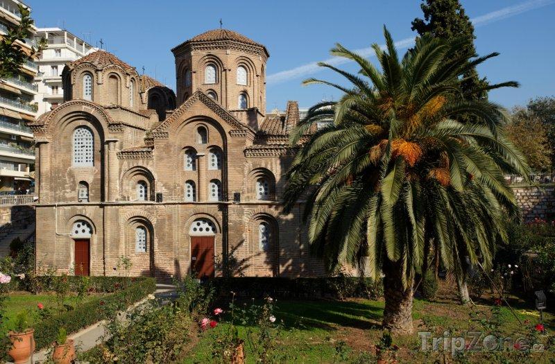 Fotka, Foto Kostel Panagia Chalkeon (Soluň, Řecko)