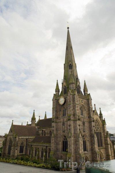 Fotka, Foto Kostel sv. Martina na Bull Ring (Birmingham, Velká Británie)