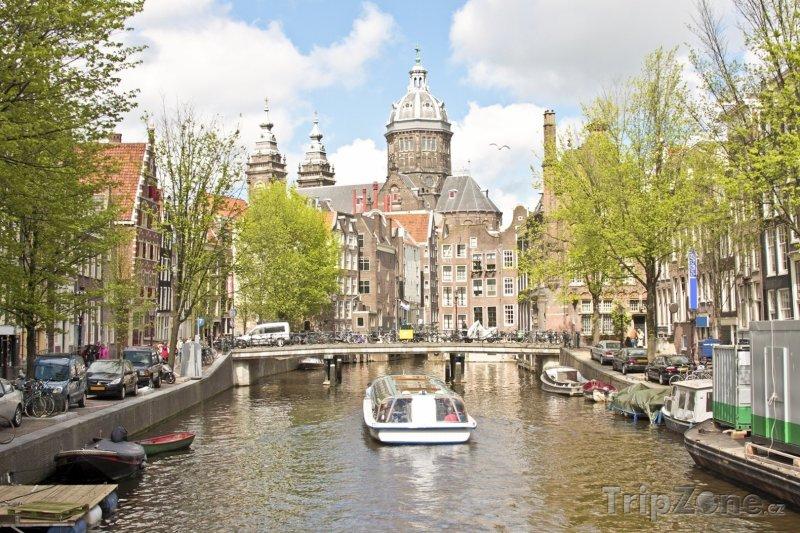 Fotka, Foto Kostel sv. Mikuláše (Sint Nicolaaskerk) (Amsterdam, Nizozemsko)
