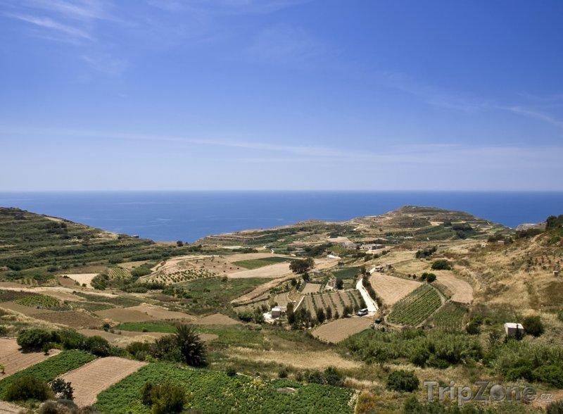 Fotka, Foto Krajina u pobřeží (Malta)