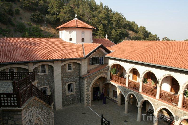 Fotka, Foto Kykkos, klášter (Kypr)