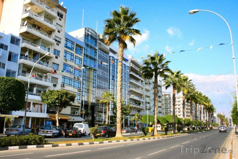 Fotka, Foto Limassol, ulice města (Kypr)