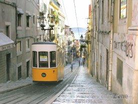 Lisabonská tramvaj