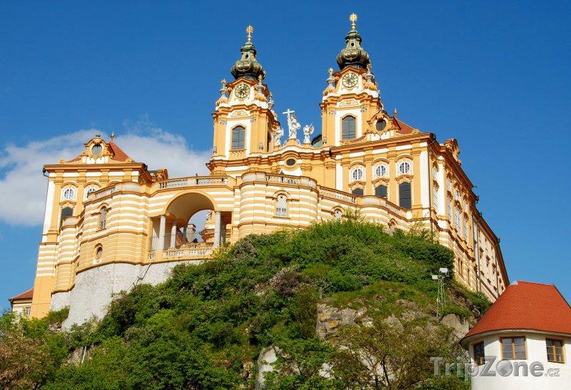 Fotka, Foto Melk, klášter (Rakousko)