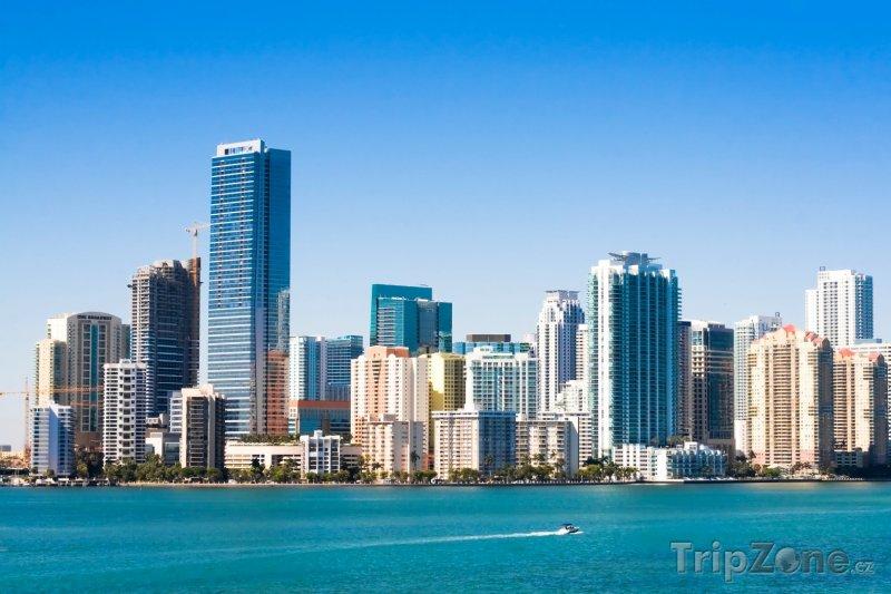 Fotka, Foto Miami, panoráma (Florida, USA)