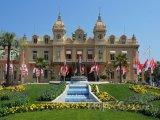 Monako, kasino v Monte Carlu