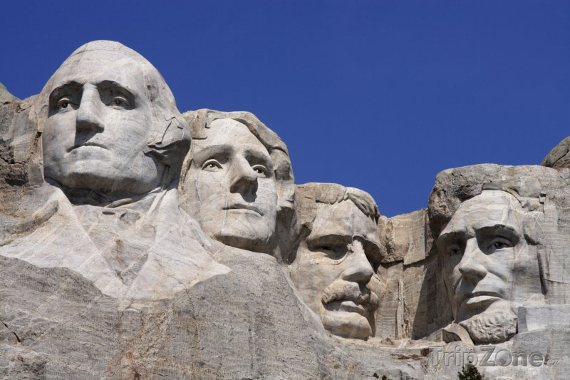 Fotka, Foto Mount Rushmore (USA)