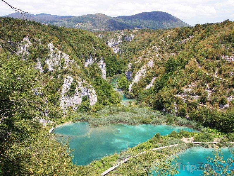 Fotka, Foto Národní park Plitvická jezera (Chorvatsko)