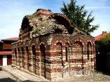 Nesebar, kostel Krista Pantokrata