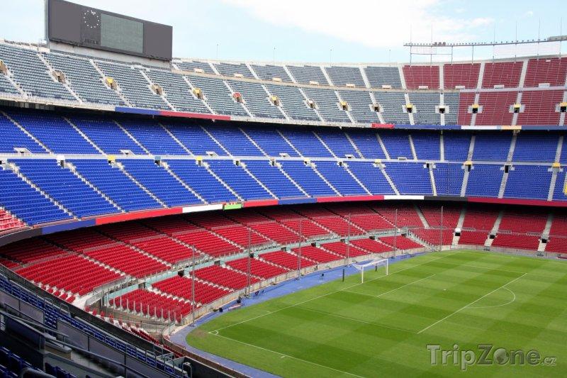Fotka, Foto Nou Camp (Barcelona, Španělsko)