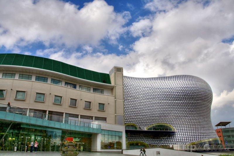 Fotka, Foto Obchodní dům Selfridges v Birminghamu (Birmingham, Velká Británie)