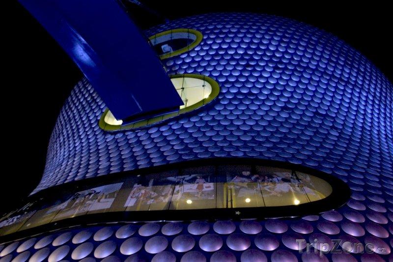 Fotka, Foto Obchodní dům Selfridges (Birmingham, Velká Británie)
