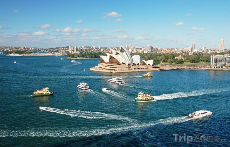 Fotka, Foto Opera v Sydney (Sydney, Austrálie)