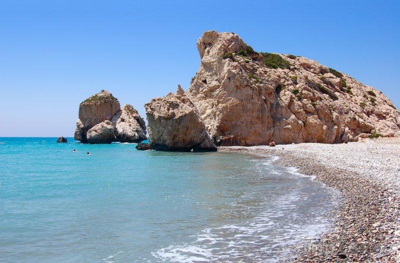Fotka, Foto Pafos, Afroditina skála (Kypr)