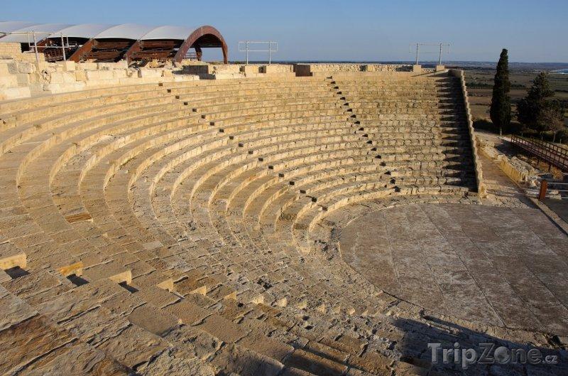 Fotka, Foto Pafos, antický amfiteátr (Kypr)