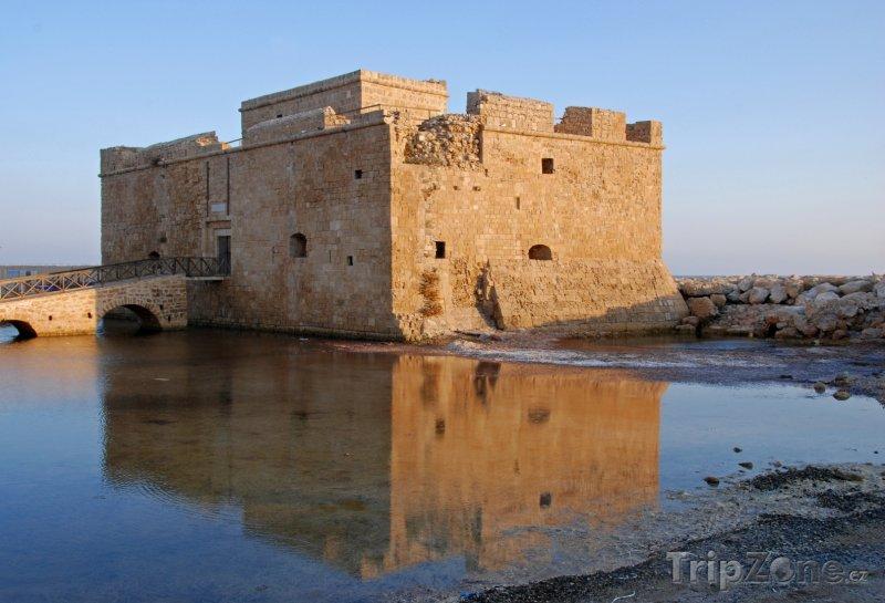 Fotka, Foto Pafos, hrad (Kypr)