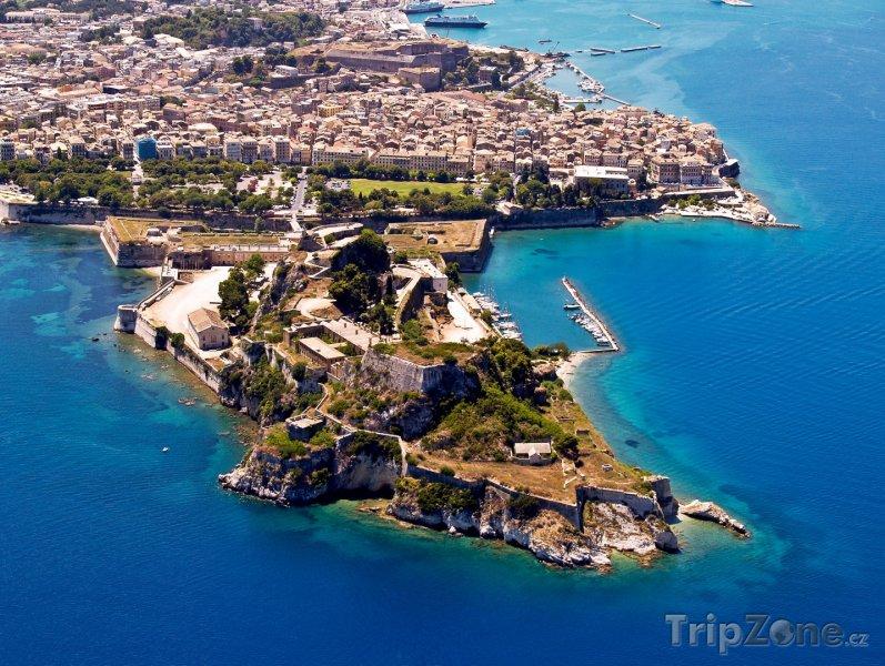 Fotka, Foto Palaio Frourio (Korfu, Řecko)