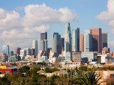 Panoráma města Los Angeles