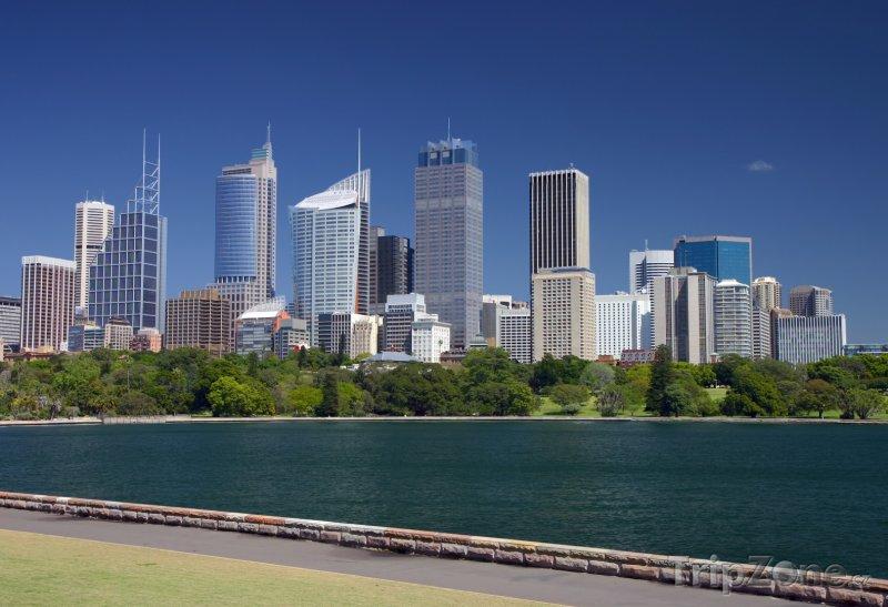 Fotka, Foto Panoráma města (Sydney, Austrálie)
