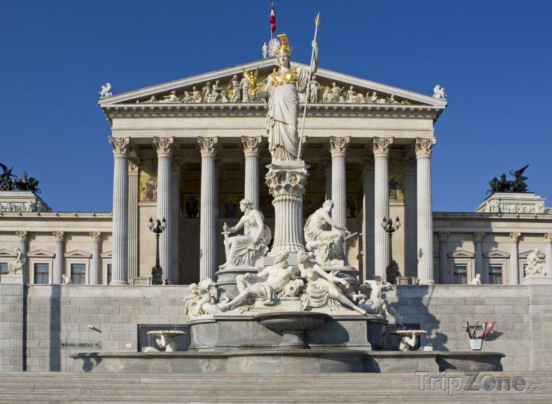 Fotka, Foto Parlament (Vídeň, Rakousko)