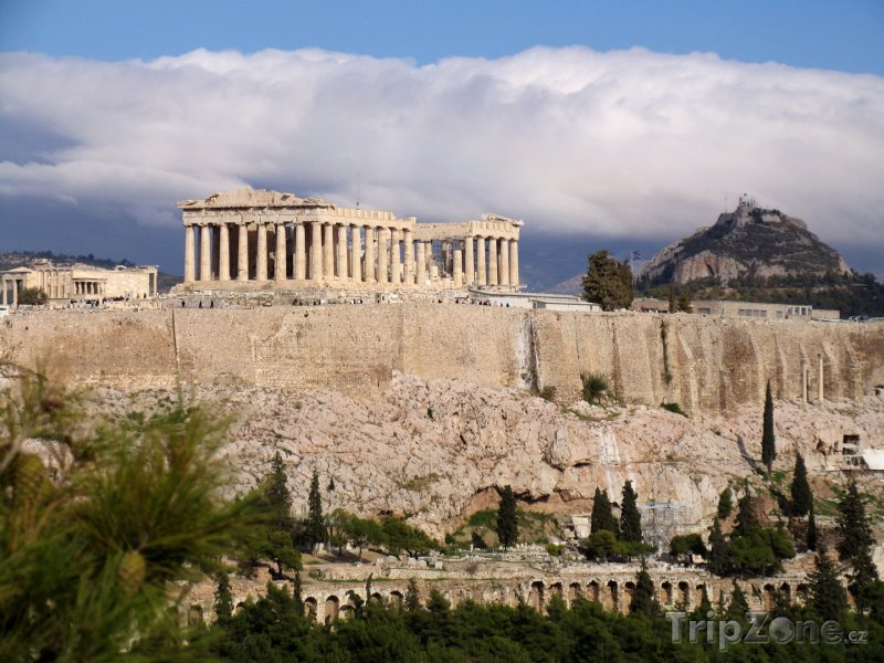 Fotka, Foto Parthenón (Athény, Řecko)