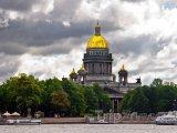 Petrohrad, katedrála sv. Izáka