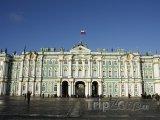 Petrohrad, Zimní palác, součást Ermitáže