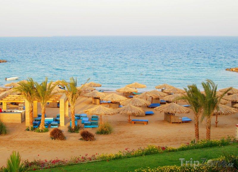 Fotka, Foto Pláž na Hurghadě (Východní pobřeží, Egypt)