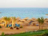 Pláž na Hurghadě