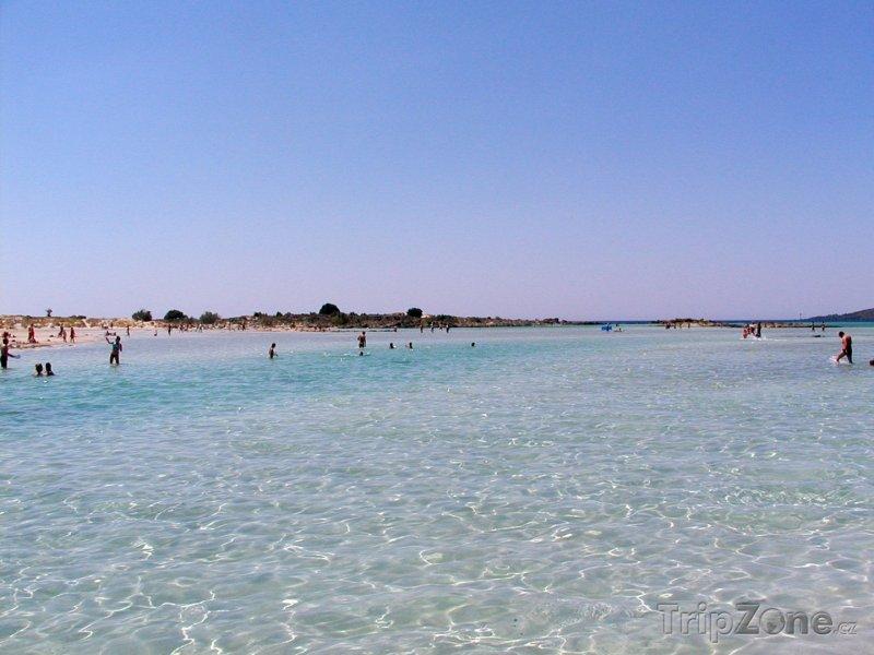 Fotka, Foto Pláž na Krétě (Kréta, Řecko)