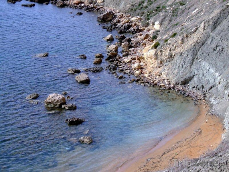 Fotka, Foto Pobřeží ostrova Malta (Malta)