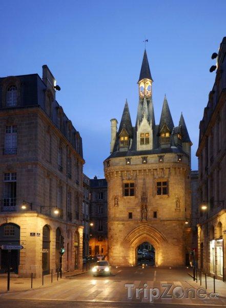 Fotka, Foto Porte Cailhau (Bordeaux, Francie)