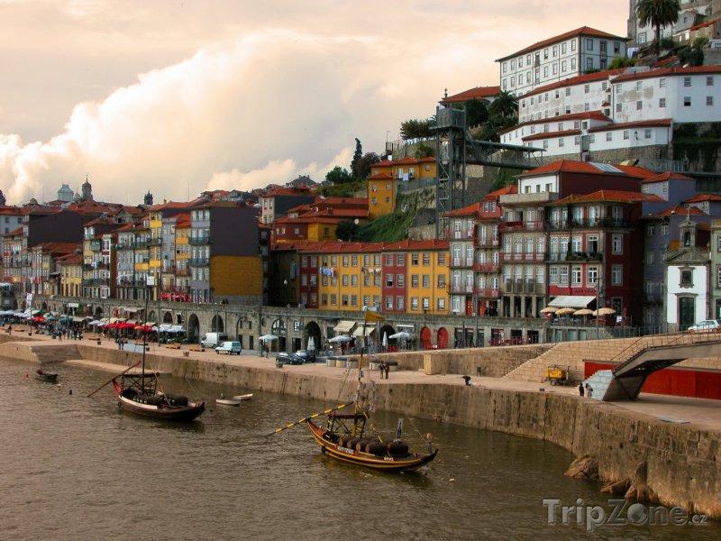 Fotka, Foto Porto, přístav (Portugalsko)
