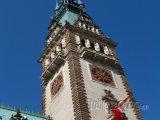 Radnice v Hamburku (Hamburger Rathaus)