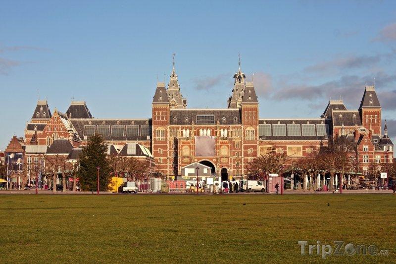 Fotka, Foto Rijksmuseum (Amsterdam, Nizozemsko)