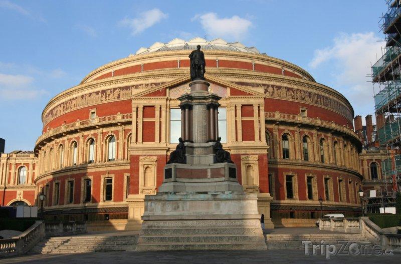 Fotka, Foto Royal Albert Hall (Londýn, Velká Británie)