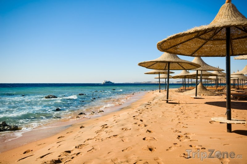 Fotka, Foto Sharm El Sheikh, pláž (Sinaj, Egypt)