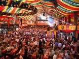 Slavnost Oktoberfest - Bavorsko