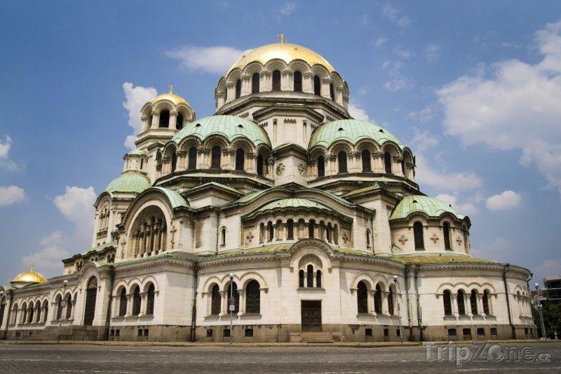 Fotka, Foto Sofie, katedrála sv. Alexandra Něvského (Bulharsko)