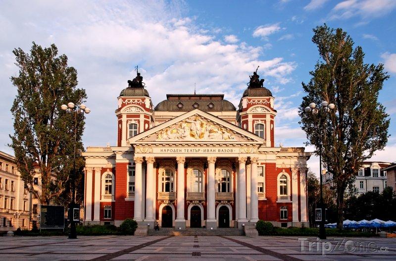 Fotka, Foto Sofie, Národní divadlo Ivana Vazova (Bulharsko)