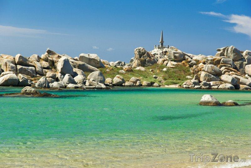 Fotka, Foto Souostroví Lavezzi (Korsika, Francie)