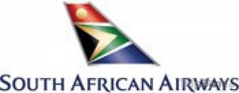 Fotka, Foto South African Airways logo