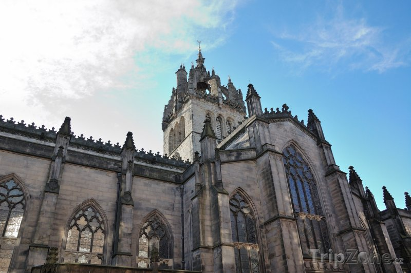 Fotka, Foto St Giles' Cathedral (Edinburgh, Velká Británie)