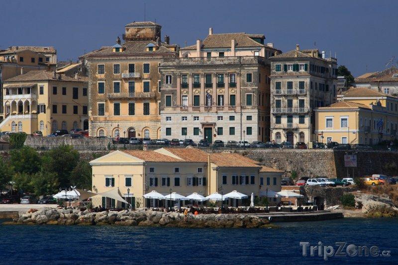 Fotka, Foto Staré město (Korfu, Řecko)