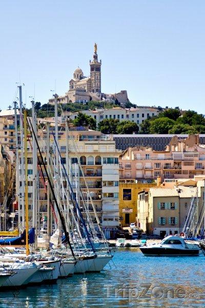 Fotka, Foto Starý přístav (Vieux-Port) (Marseille, Francie)