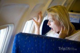 Strach z létání