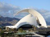 Tenerife, Santa Cruz de Tenerife, koncertní síň Auditorio