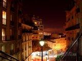 Uličky na Montmartru