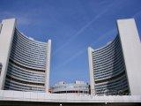 UNO City, budovy OSN